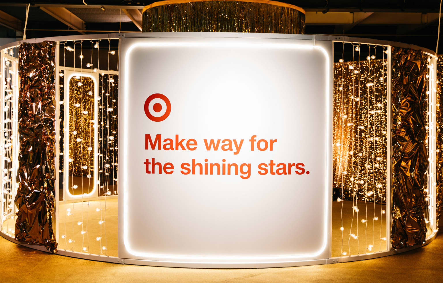 Target Holiday Market