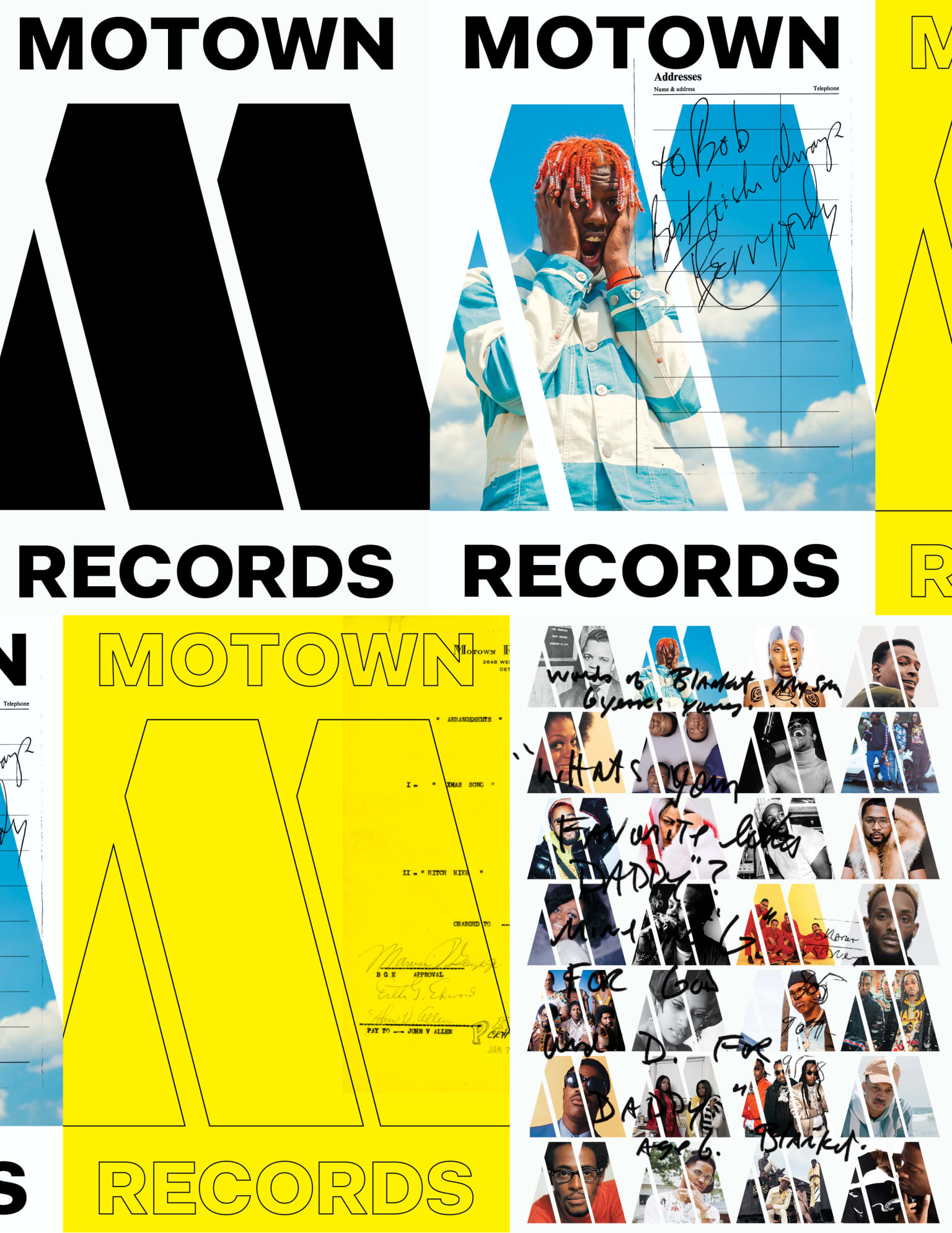 60 Years of Motown Records — 001