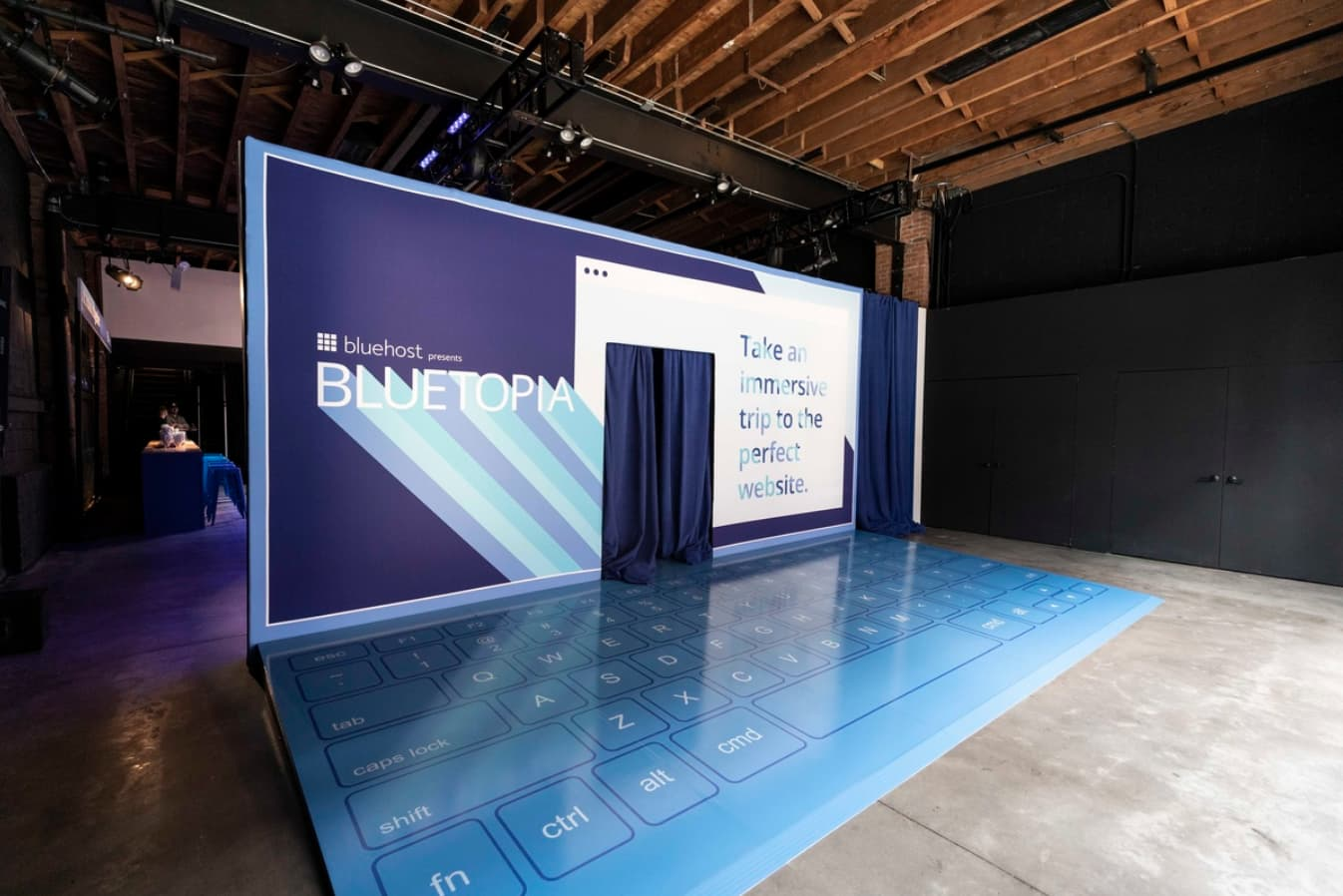 Bluehost 3-day Pop Up