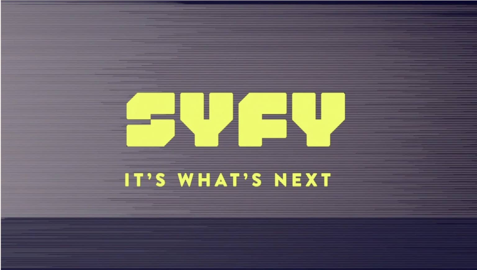 SYFY - It's What's Next