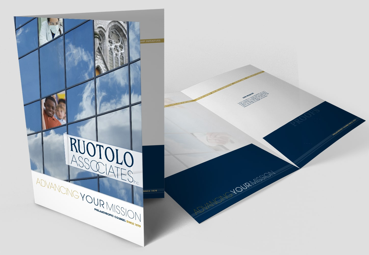 Corporate Collateral Marketing Materials