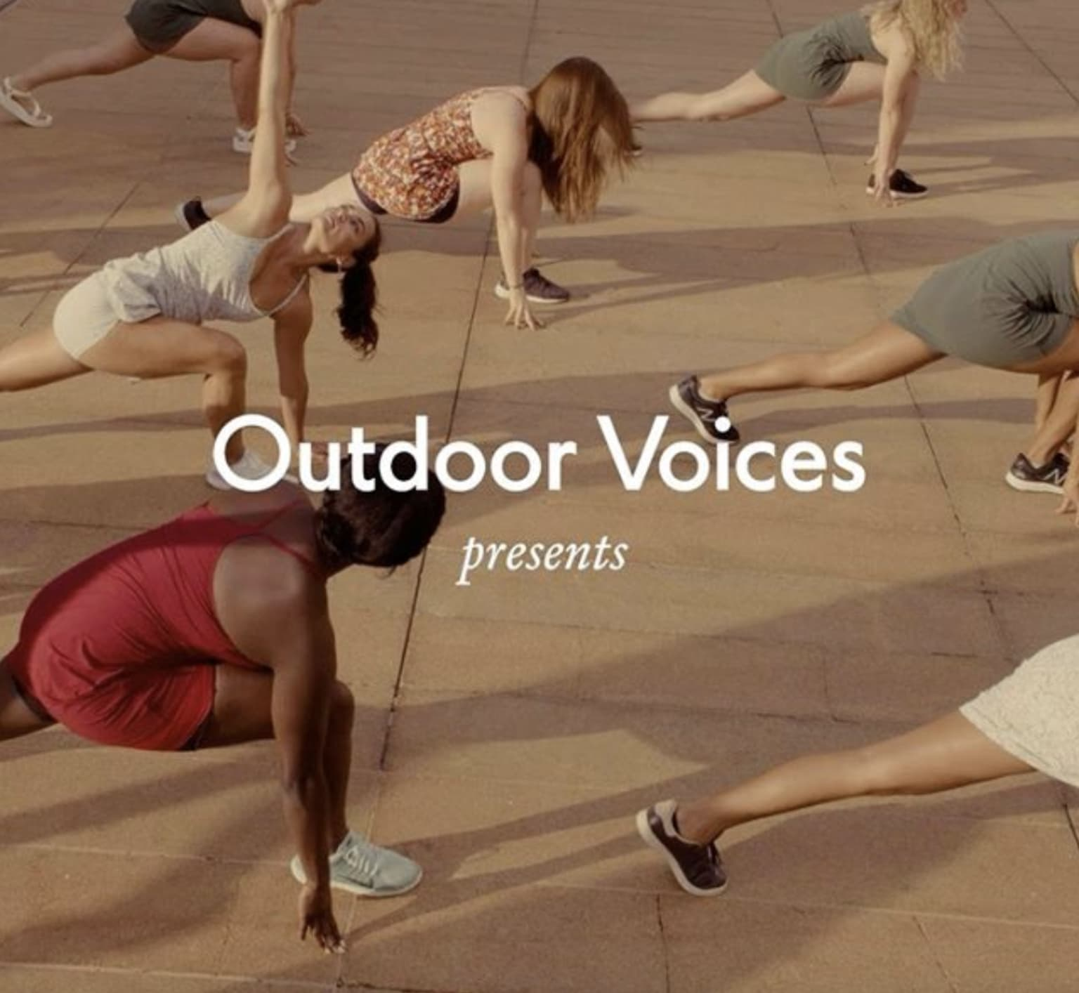 Outdoor Voices |