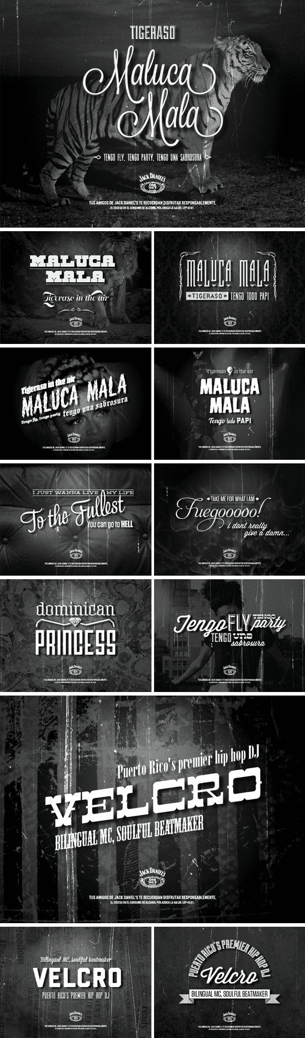 Jack Daniels Birthday Movie Titles