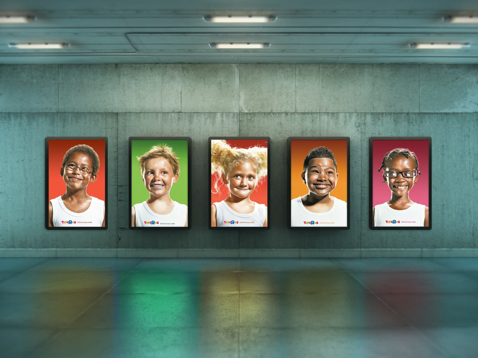 """Toys """"R"""" Us South Africa: Behind every smile campaign"""