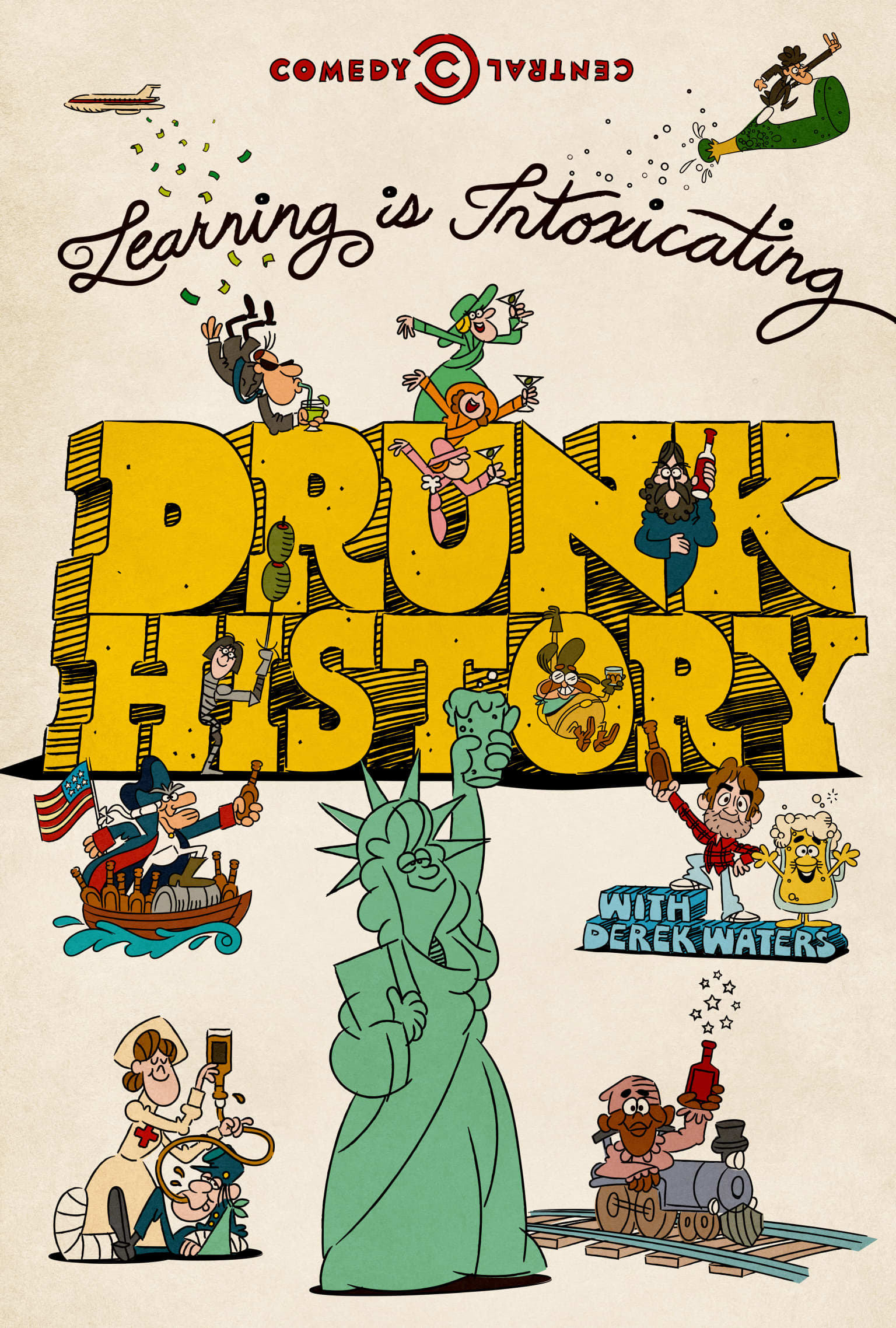 Drunk History S5