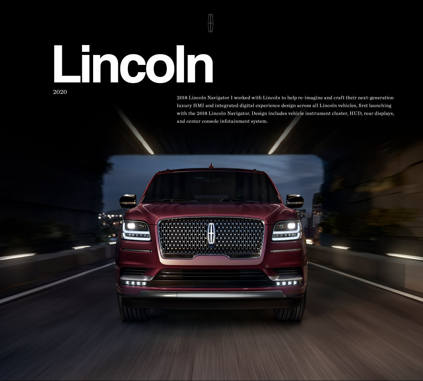 2020 + Lincoln Vehicles
