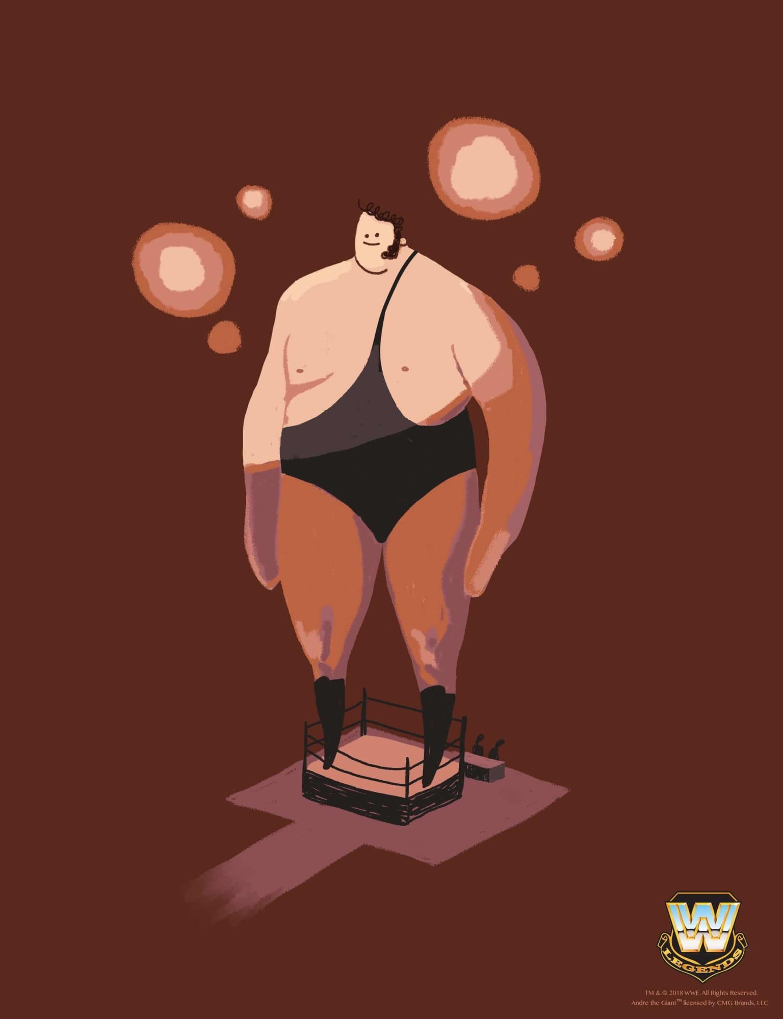 Official WWE / Andre The Giant