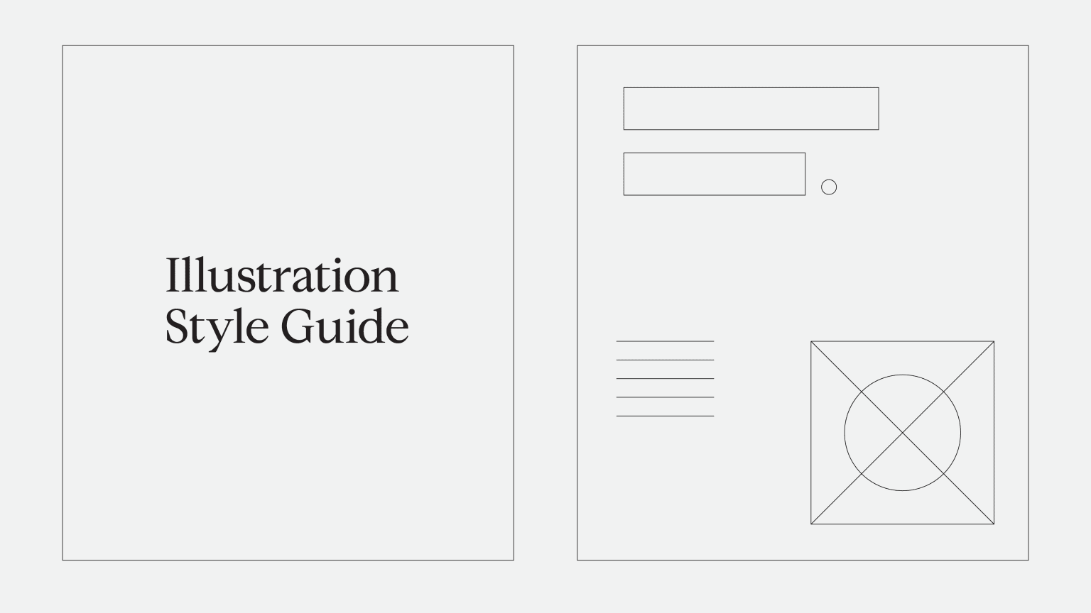 Compass Illustration Style Guide