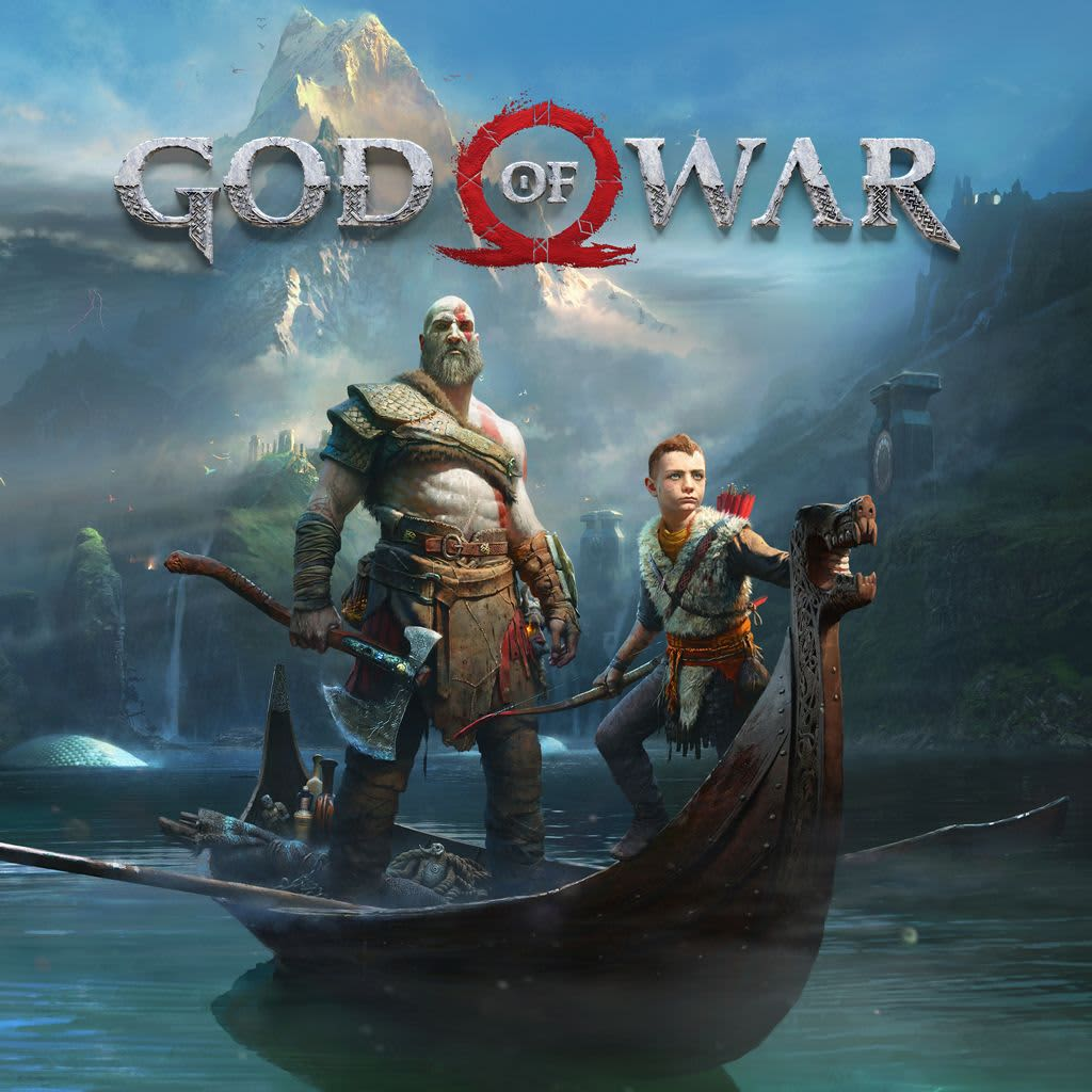 God of War launch campaign