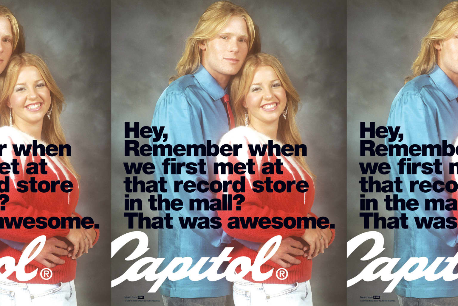 Capitol Music Group Ad