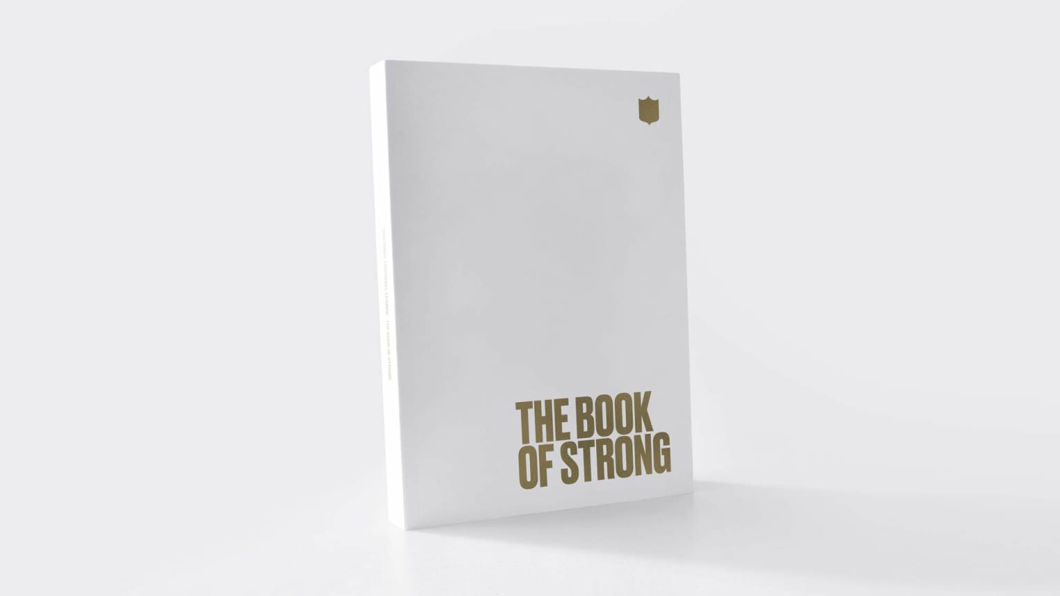 """NFL Brand """"Book Of Strong"""""""