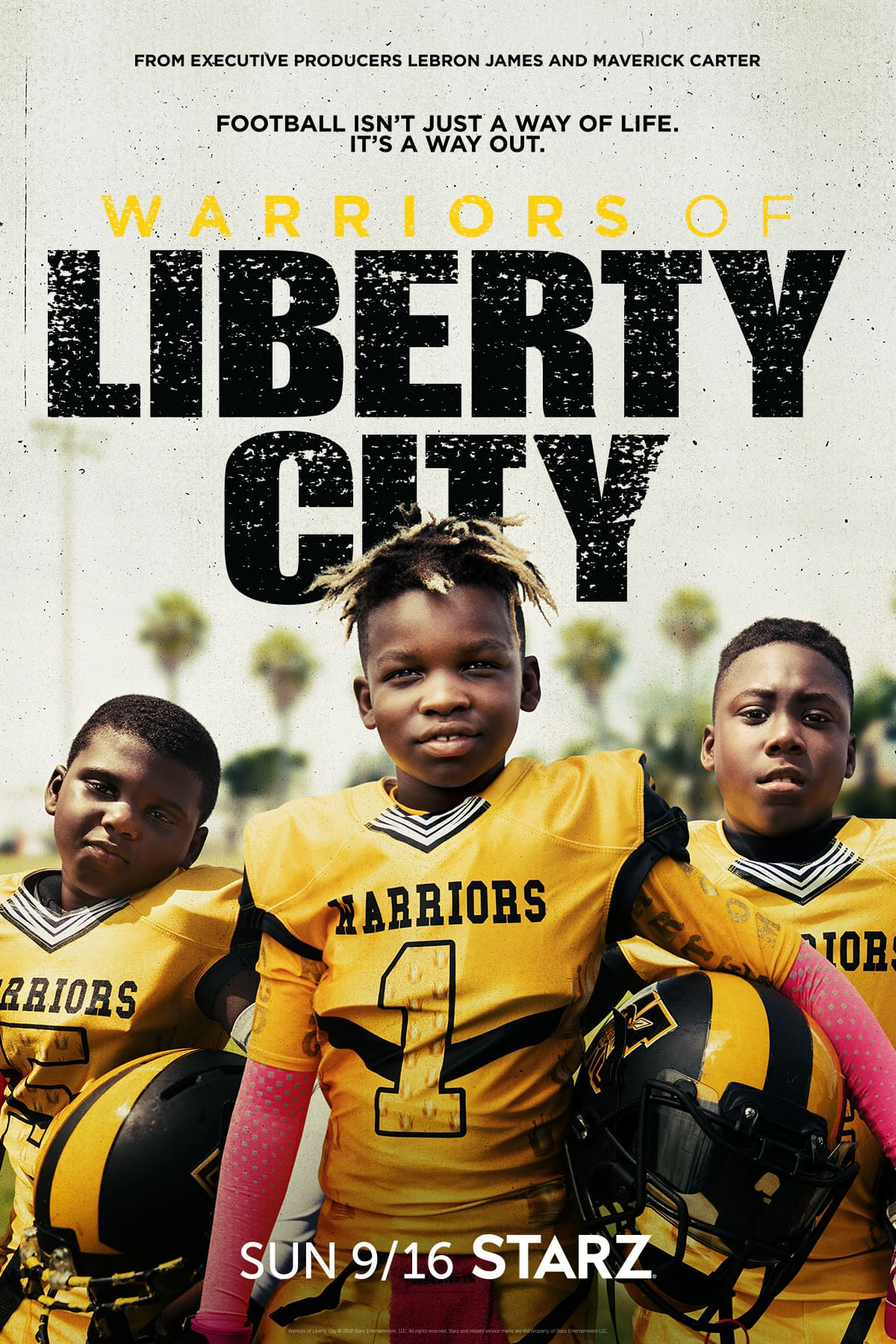 The Warriors Of Liberty City