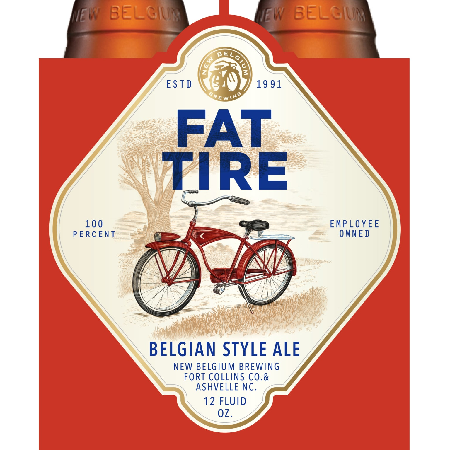Fat Tire Package Design