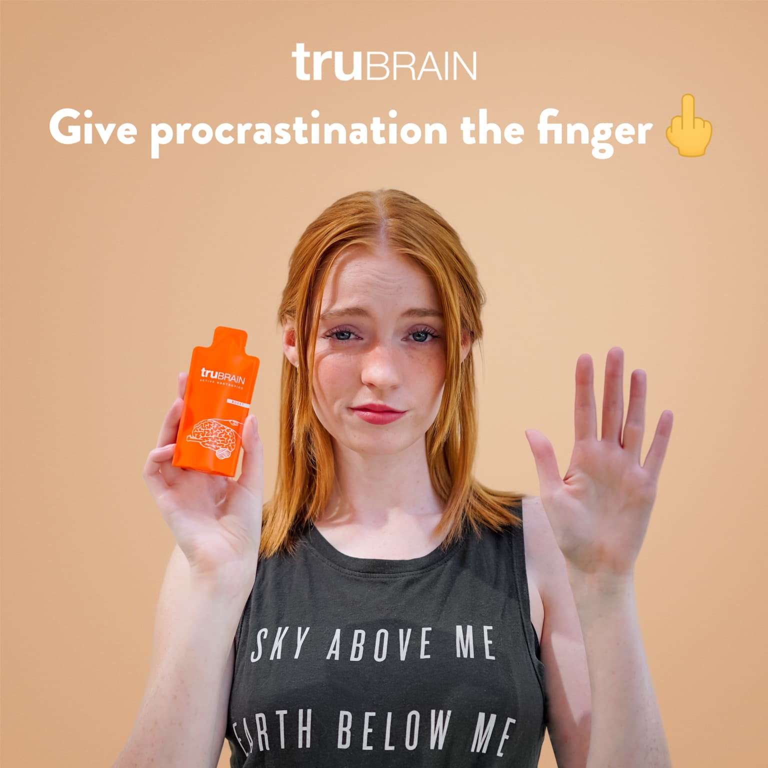 Trubrain Campaign - Photography