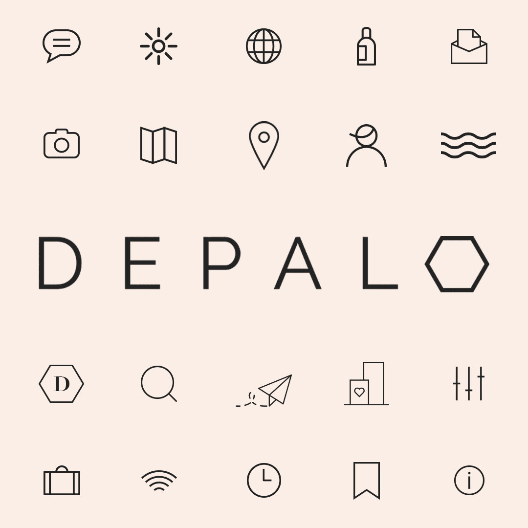 Depalo Podcast Logo