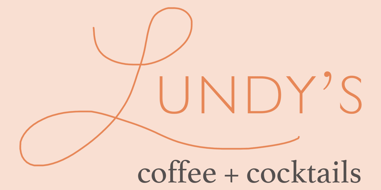 Lundy's Coffee + Cocktails Logo