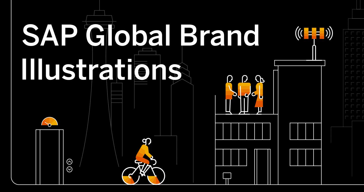 SAP Brand Illustrations