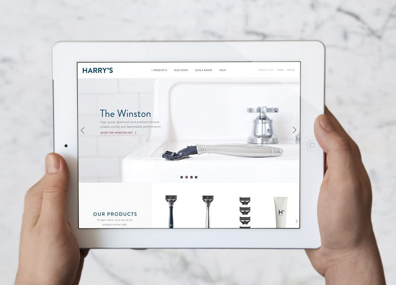 Harry's: eCommerce Platform & Launch Strategy