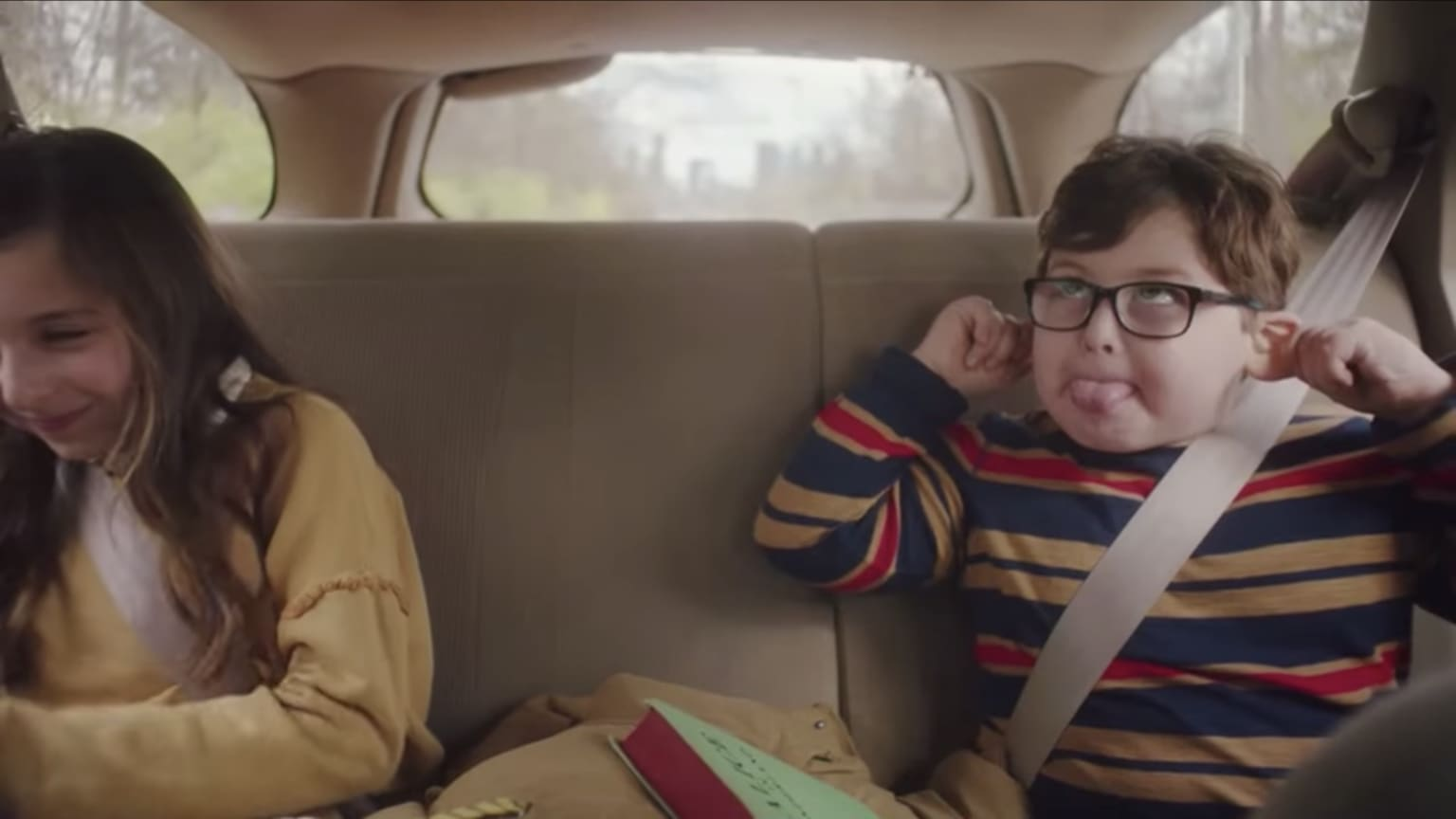Liberty Mutual | Fun Storytelling Ads for PBS