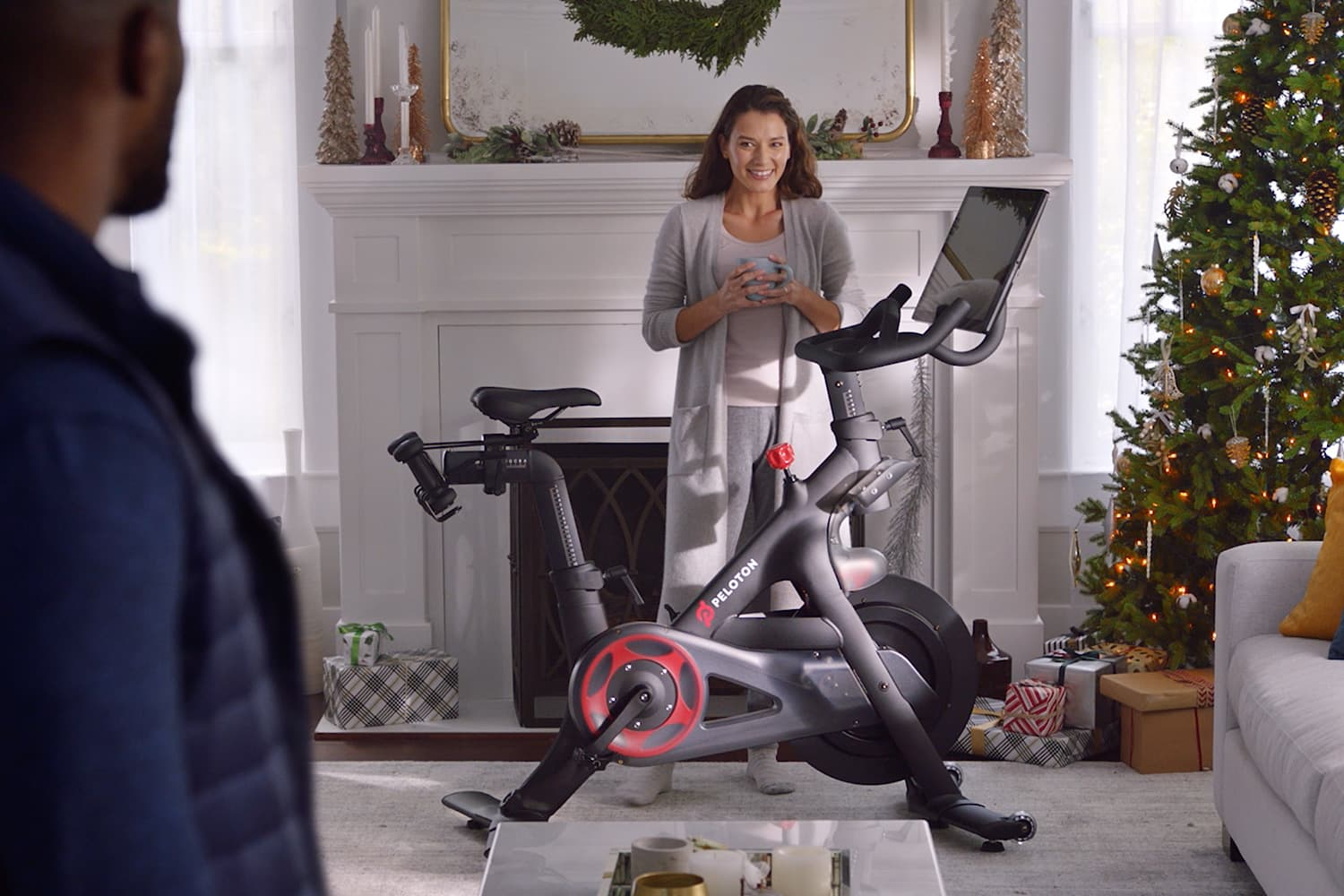 THE GIFT OF PELOTON