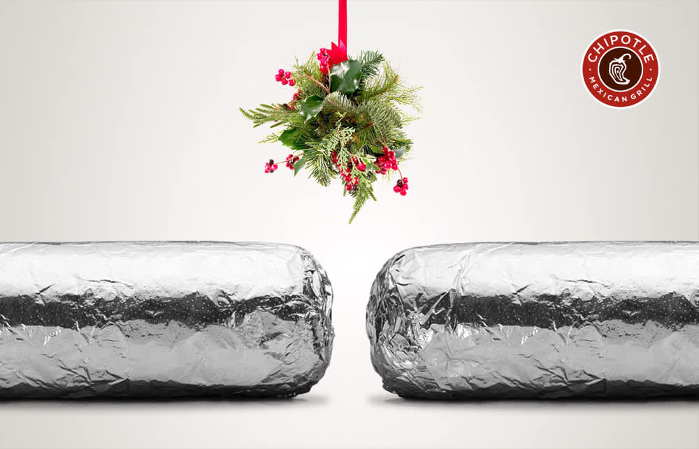 Art direction and design for Chipotle