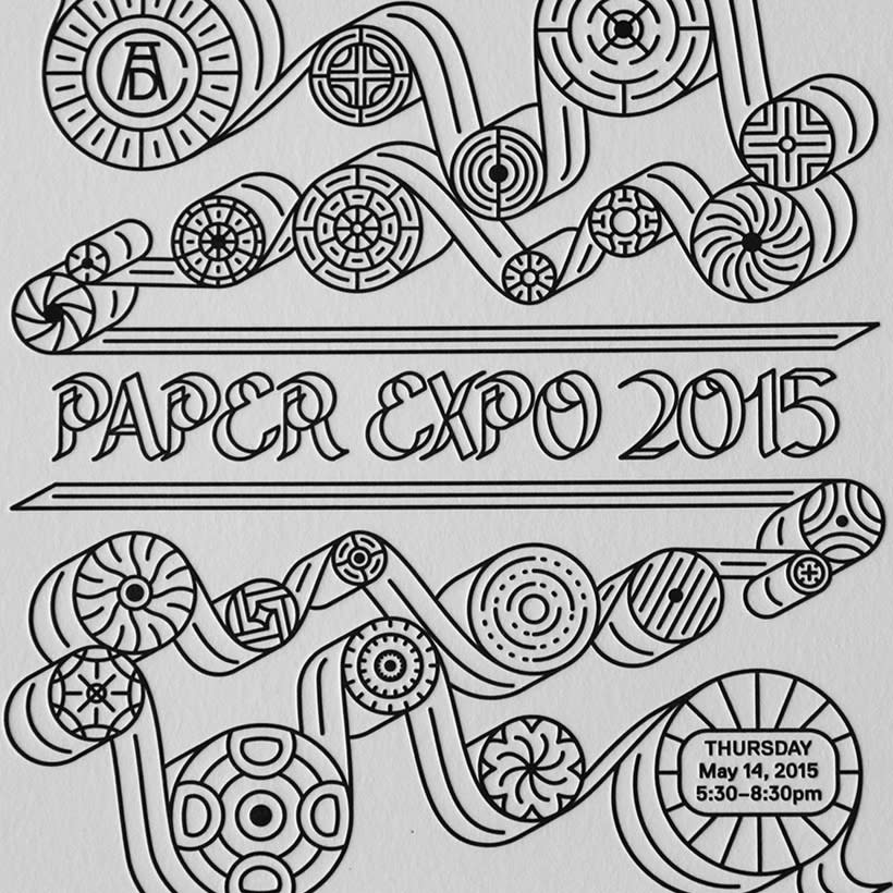 Art Directors Club Paper Expo 2015