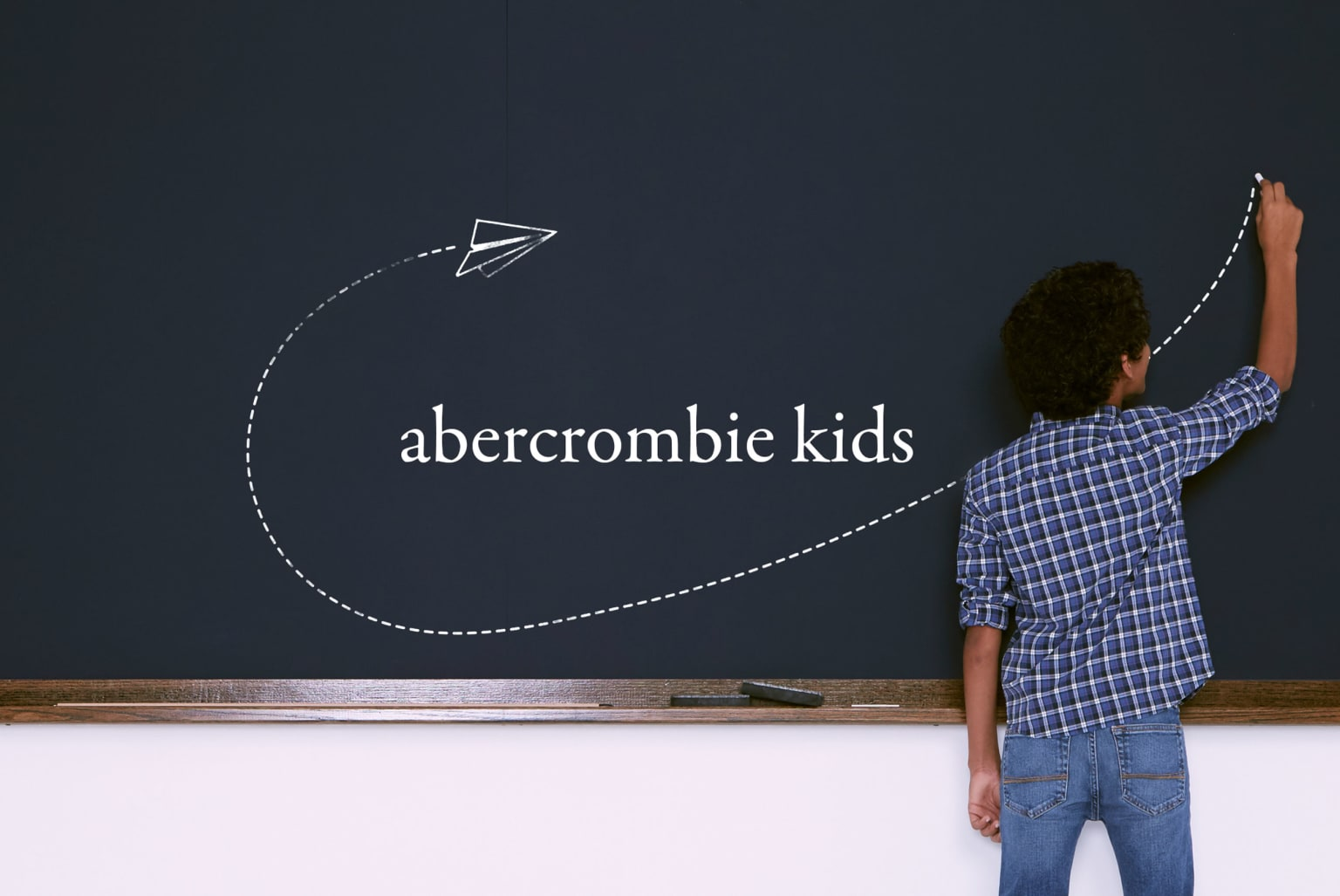 Abercrombie Kids Back to School
