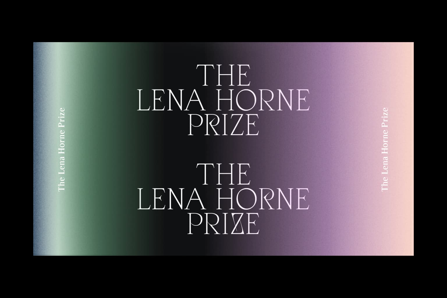 The Lena Horne Prize