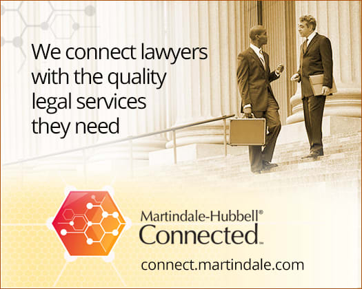 Lexis Nexis Martindale Hubbell Connect - legal socail media