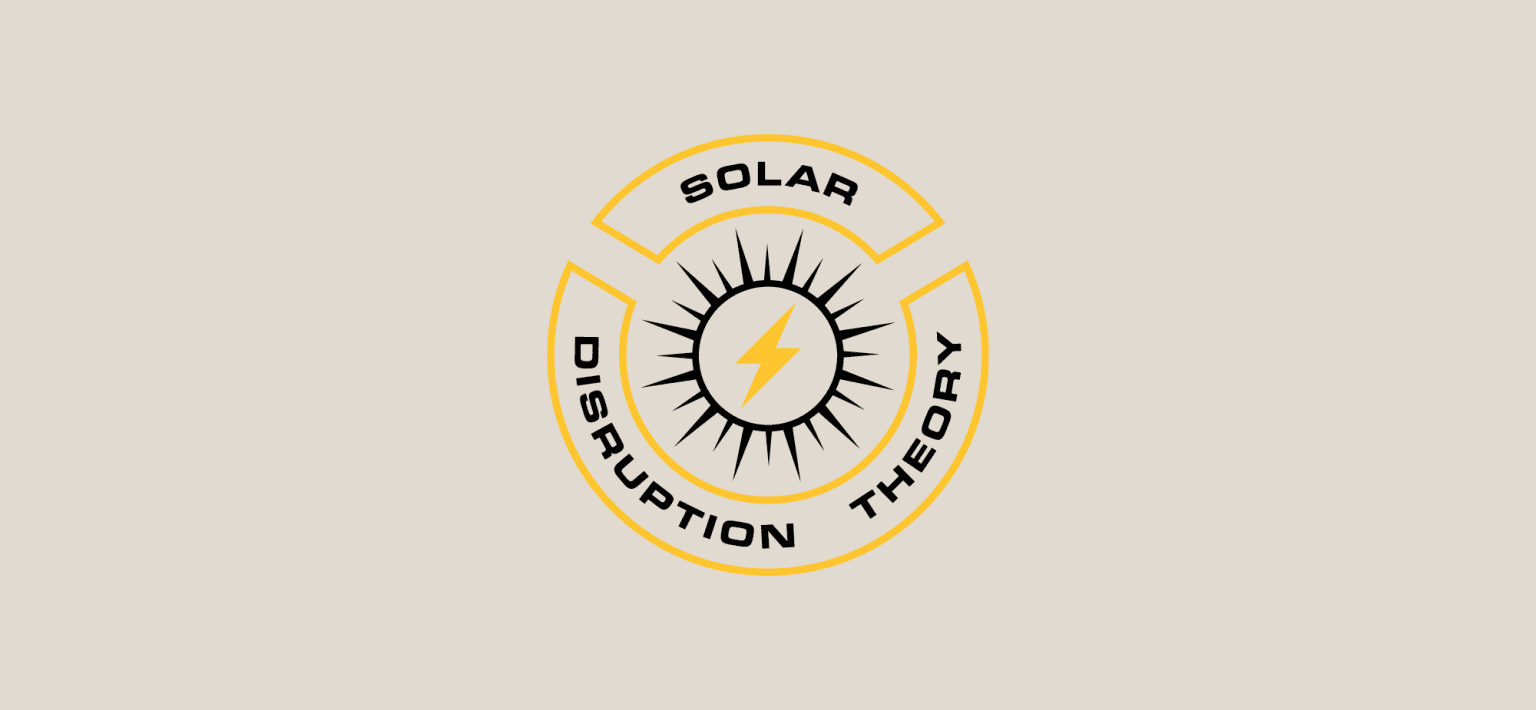 Solar Disruption Theory Podcast: Branding