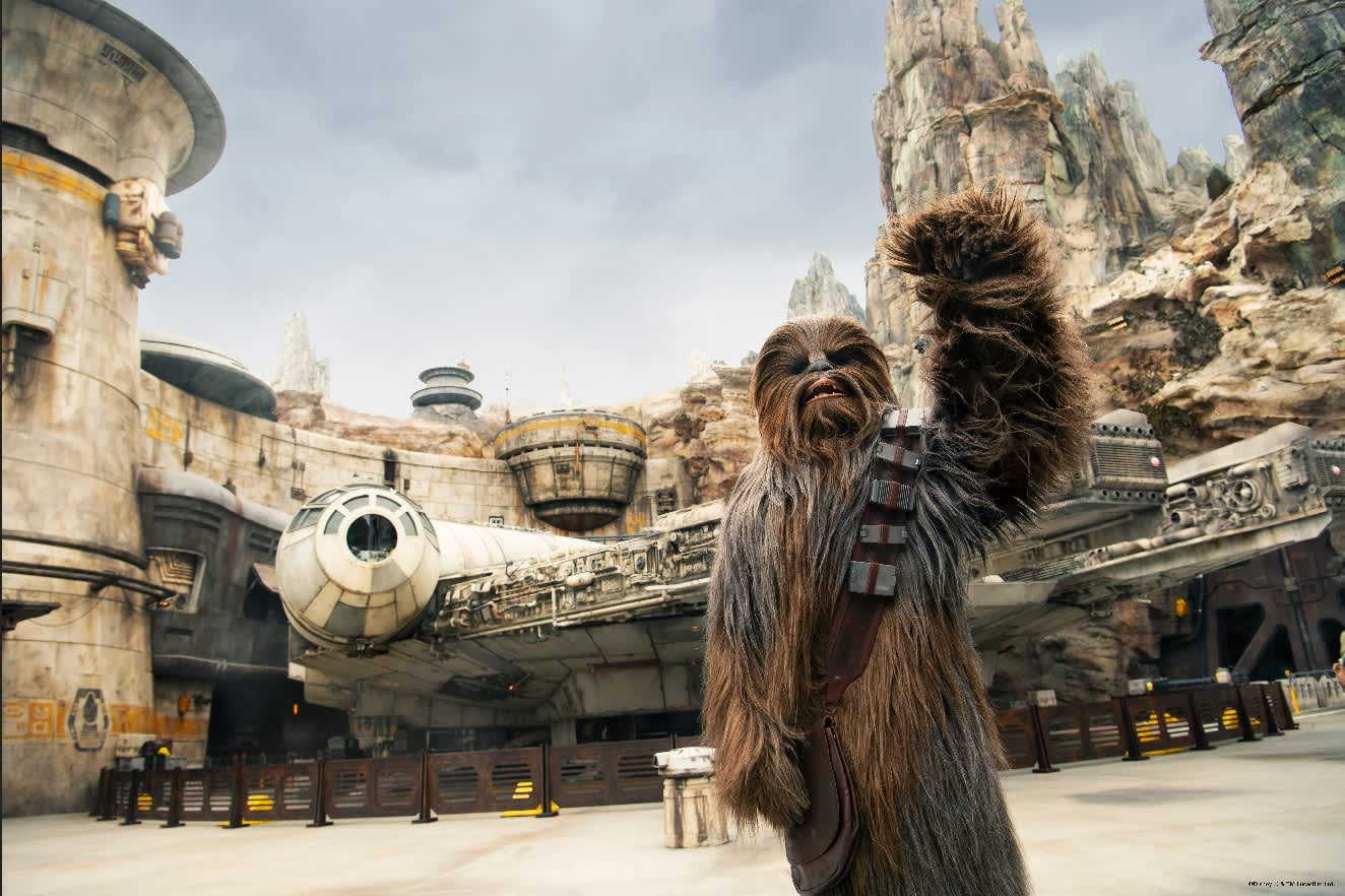 Disney - Star Wars Galaxy's Edge