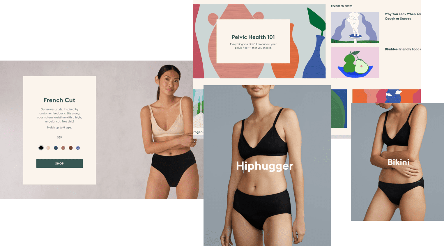 Early Phase Design Direction for Speax by Thinx