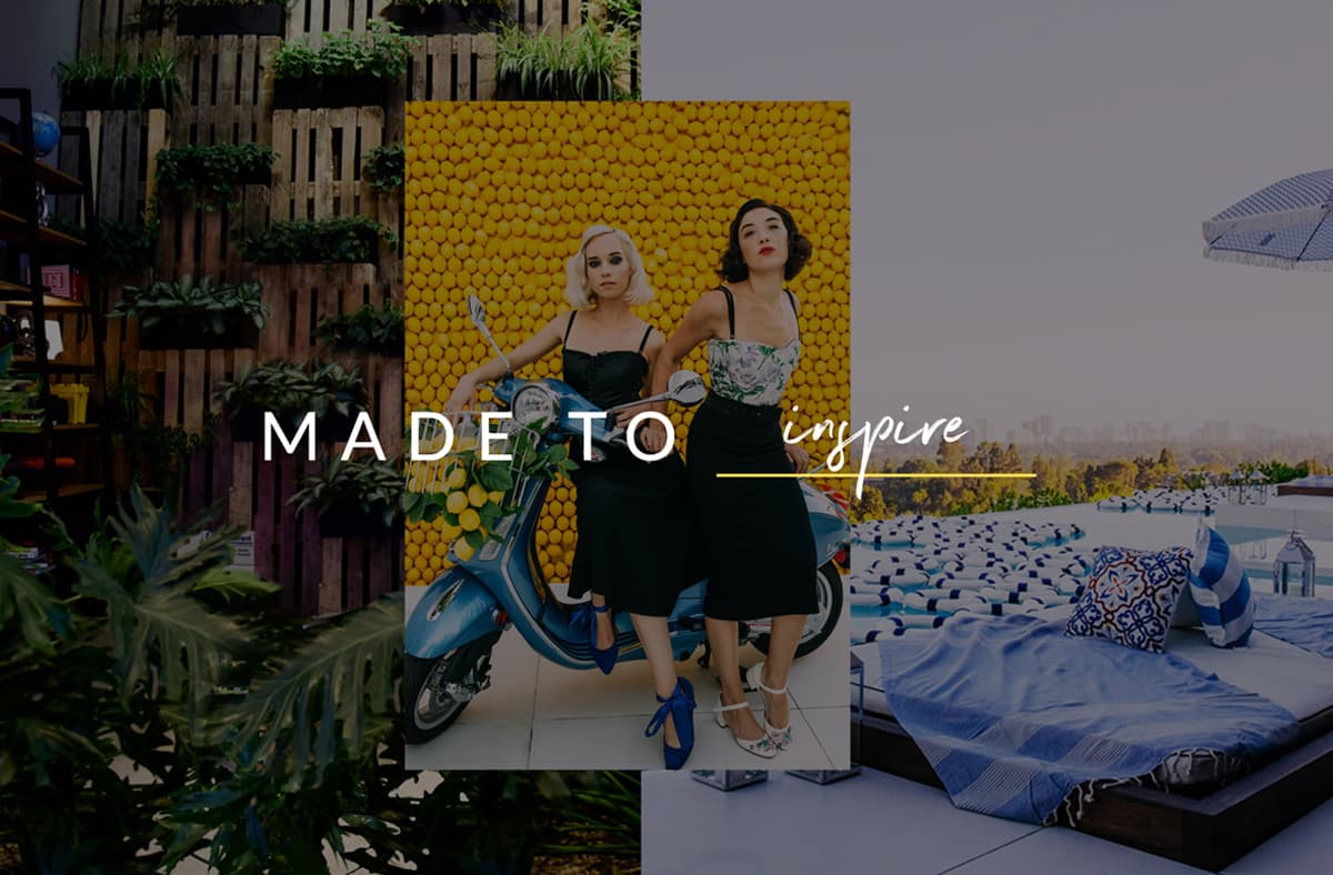 BMF — REBRANDING A NYC EXPERIENTIAL AGENCY MADE TO INSPIRE