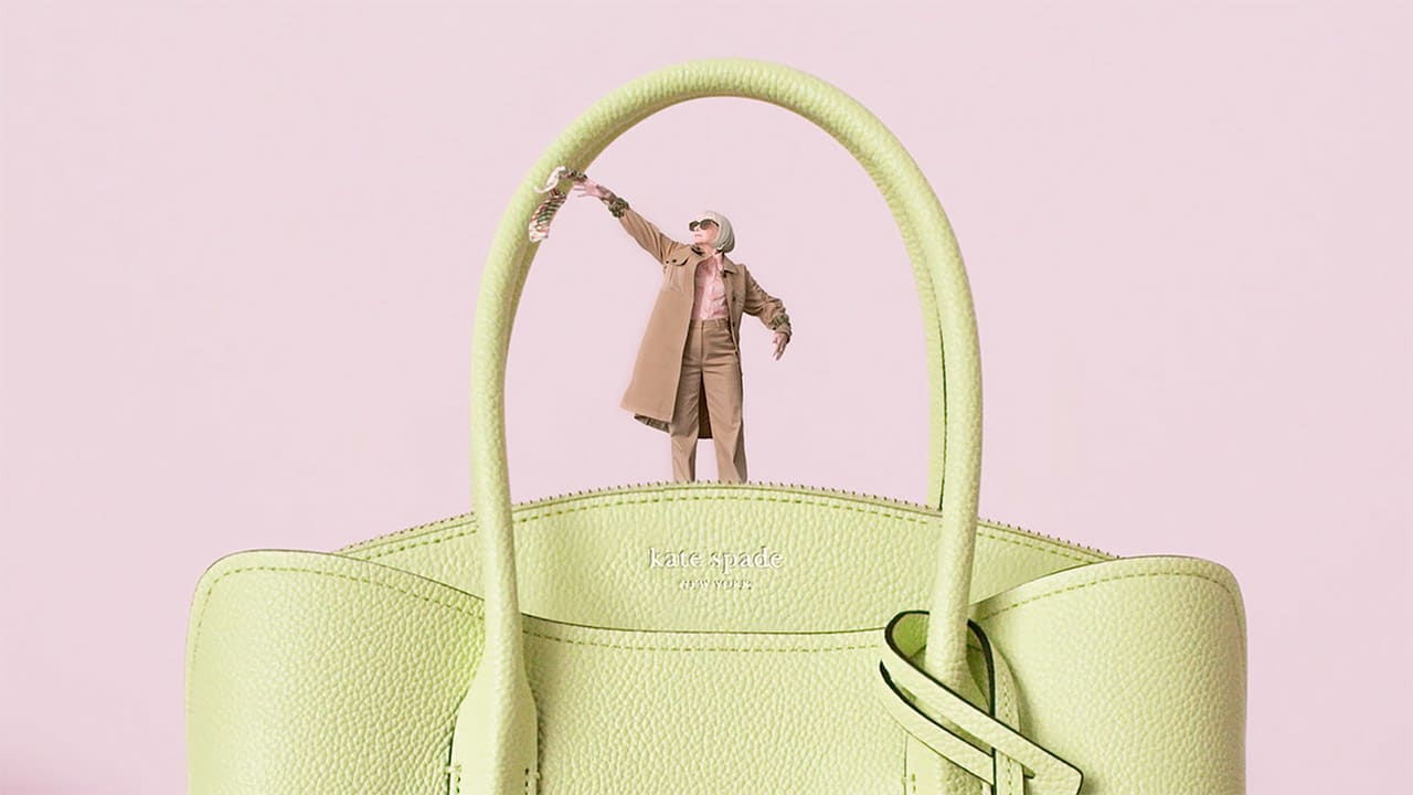 Kate Spade Margaux 2020 Inflate Ft Lyn Slater