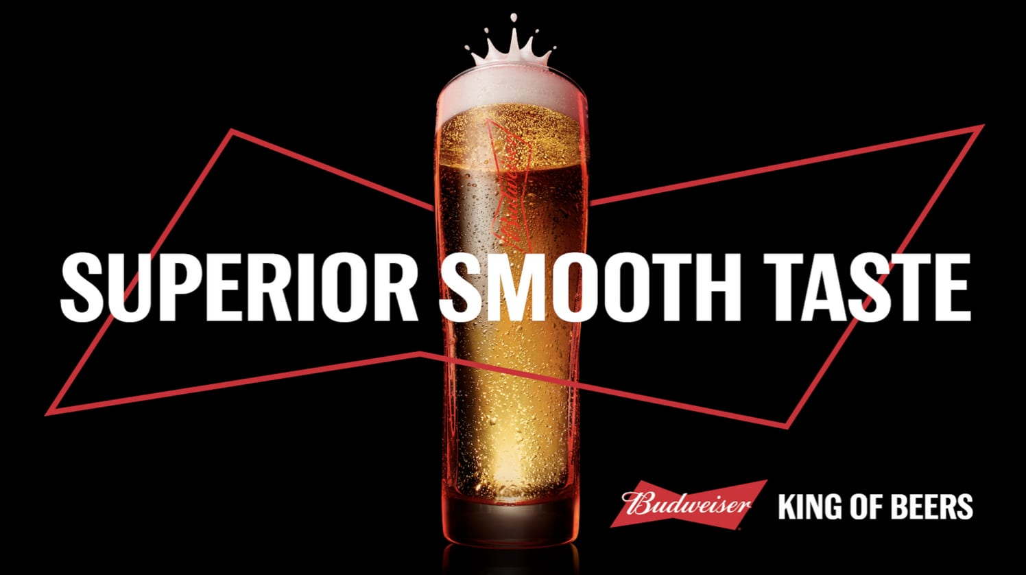 Budweiser Global Be A King Campaign