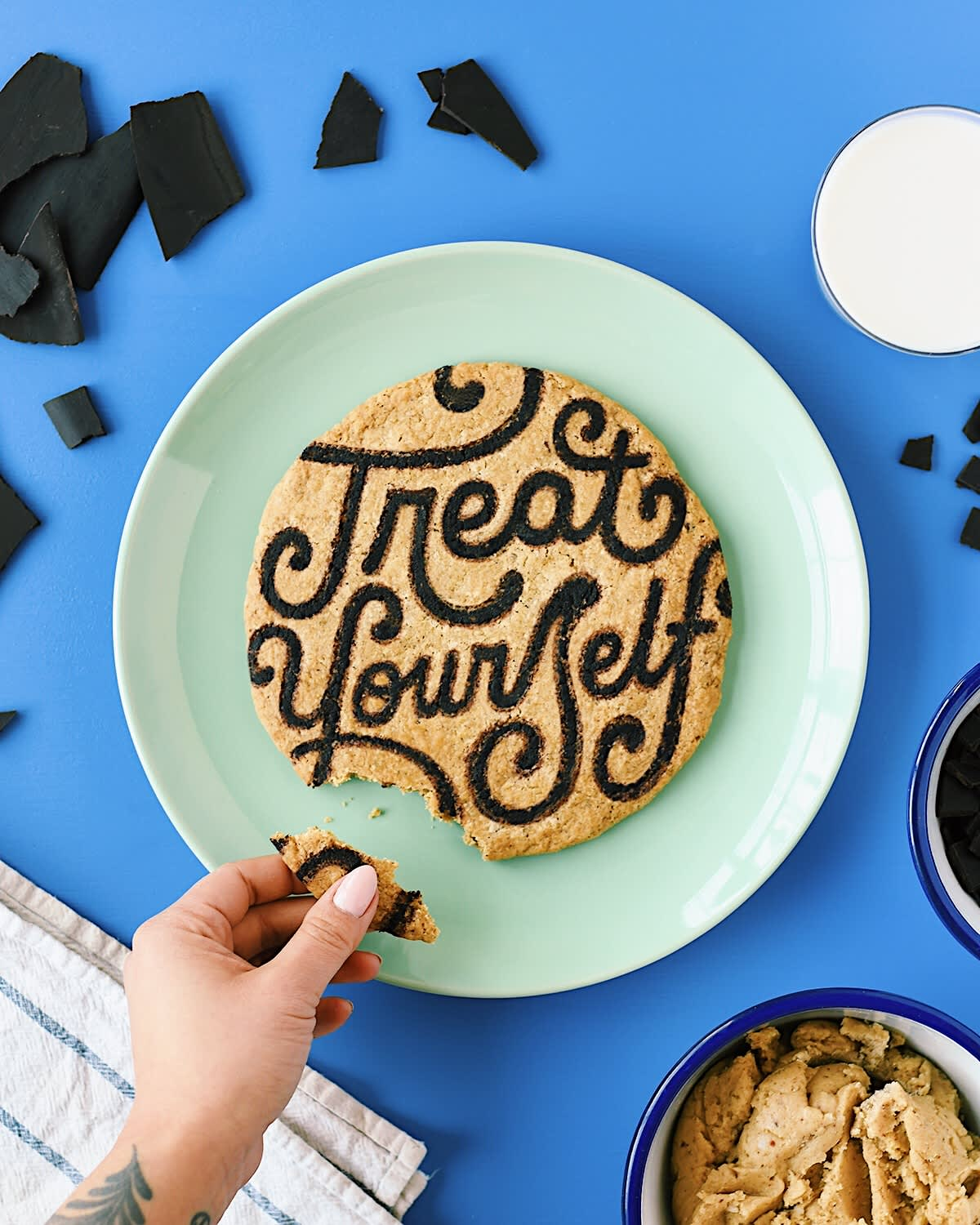 Treat Yourself Cookie Experiment