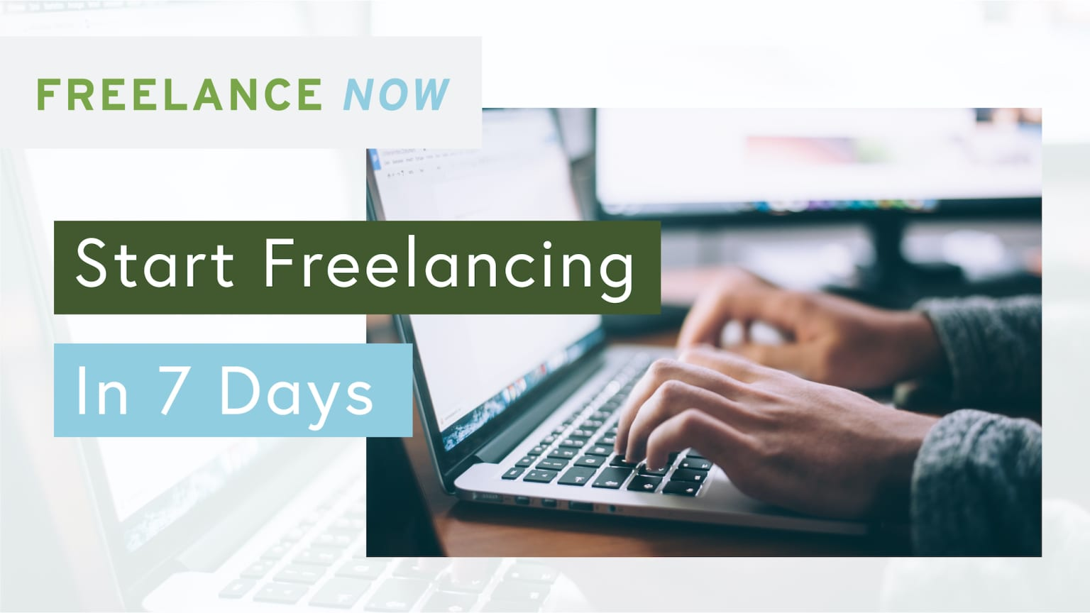 Freelance Now Course