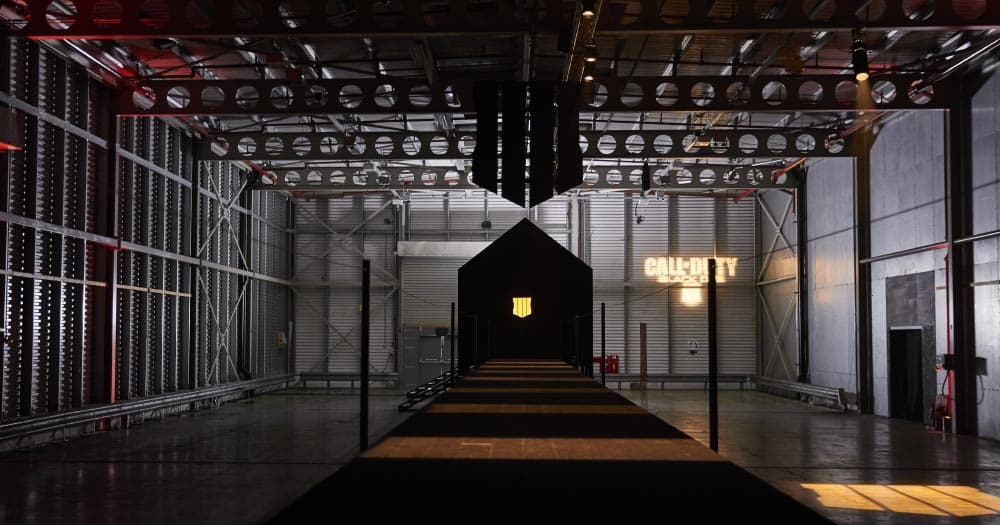 Black Ops House