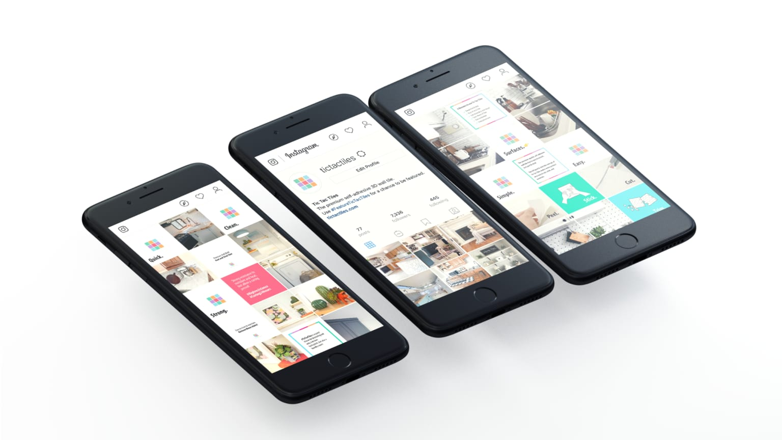 Tic Tac Tiles Online Brand Strategy & Content
