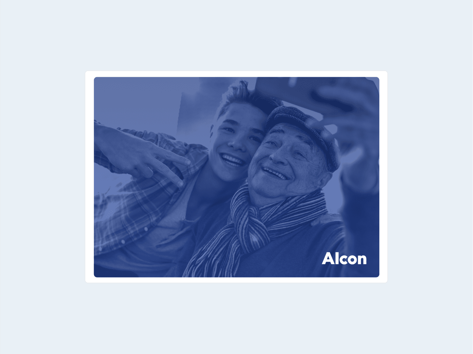 Alcon SaaS Platform