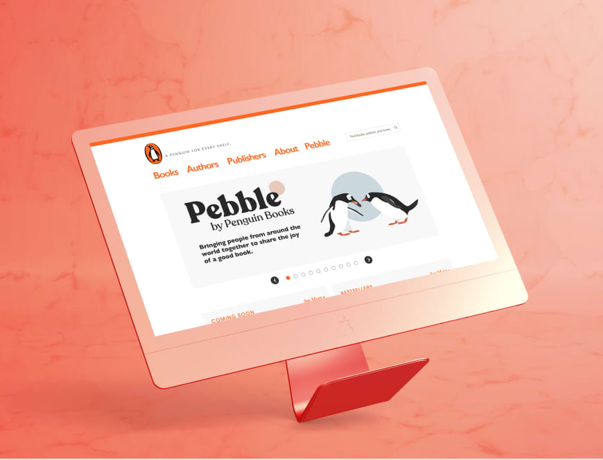 Pebble by Penguin