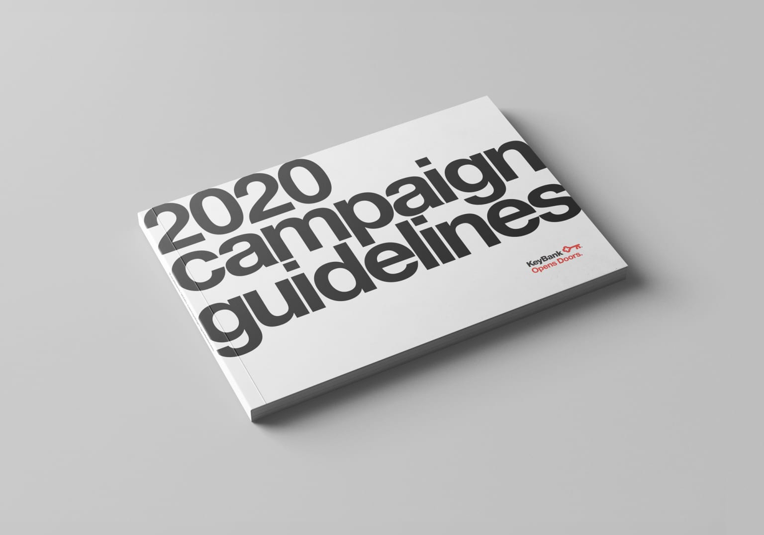 KeyBank Brand Guidelines