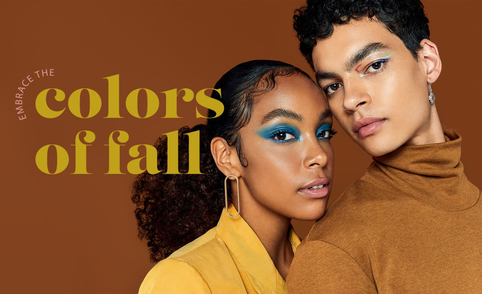 Bold Fall Colors with Ulta Beauty