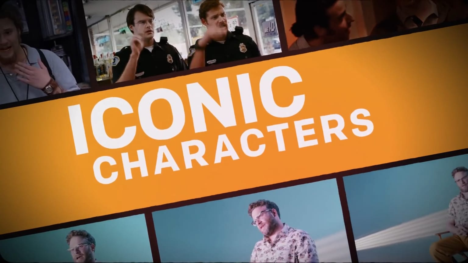GQ Iconic Characters