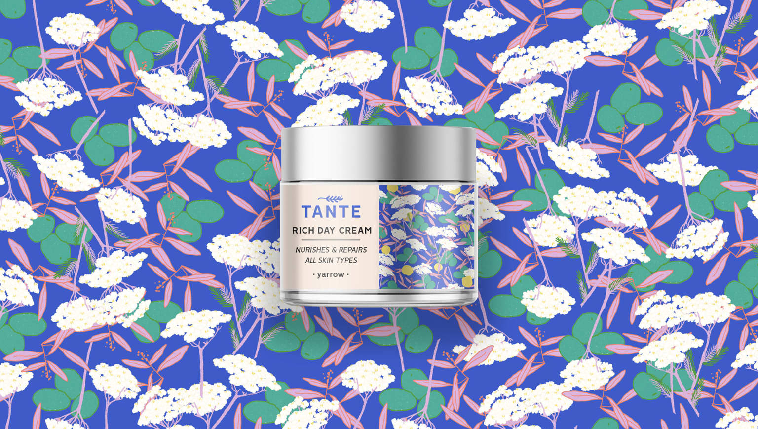 Tante cosmetics | Visual Identity