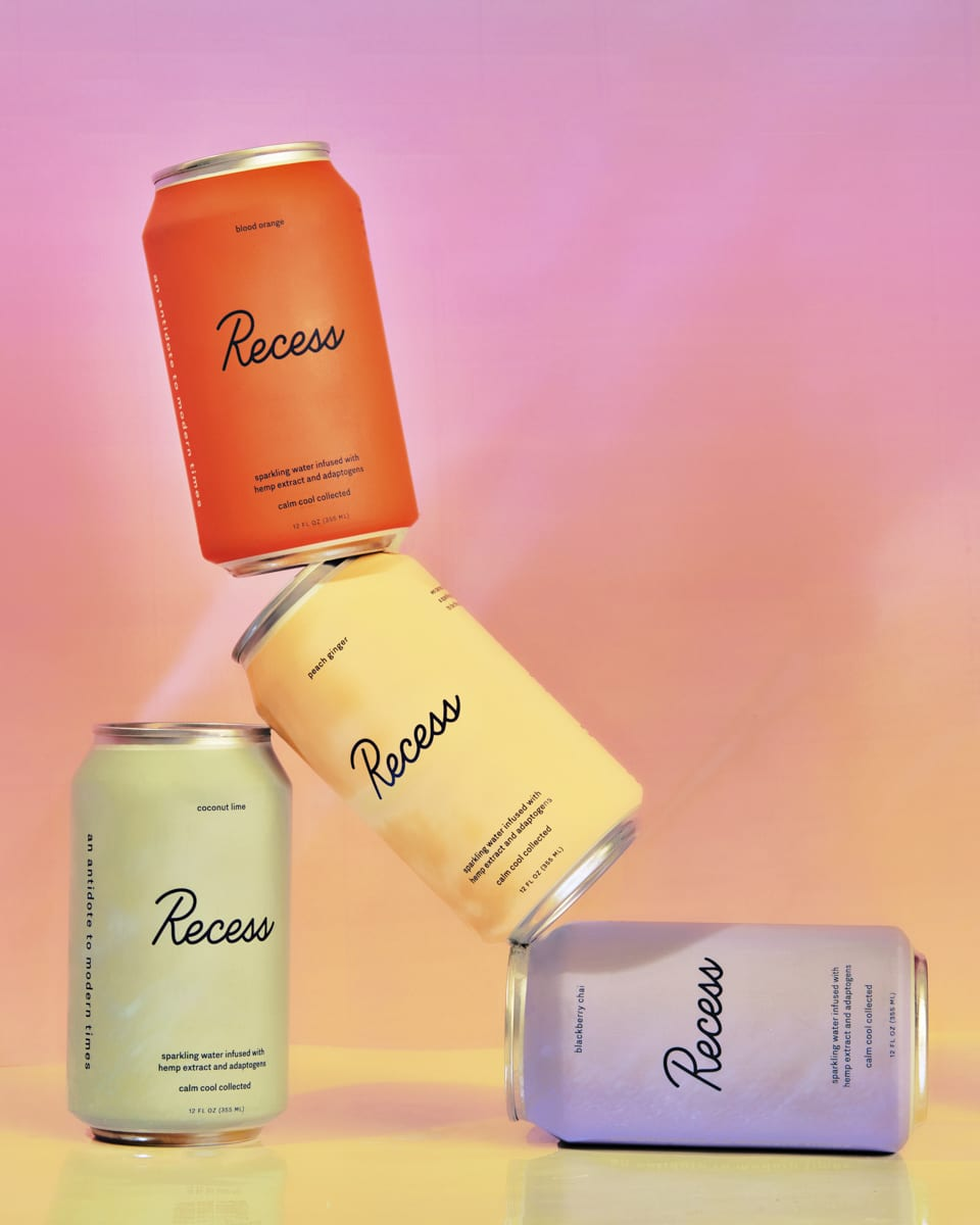 Recess New Flavors Launch Campaign