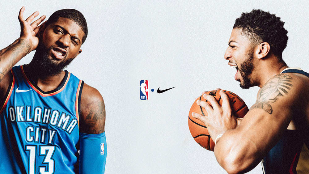 Nike x NBA Connected Jersey
