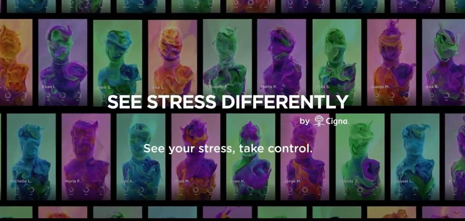 Cigna See Stress Differently