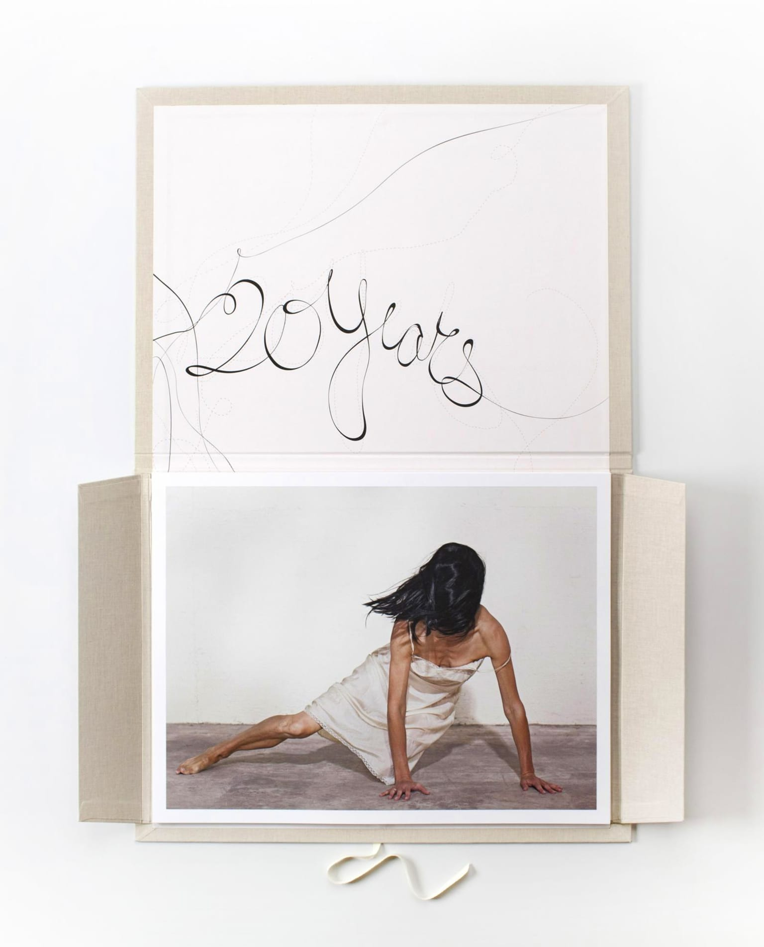 20 Years 20 Slips: Erica Tanov x Katy Grannan