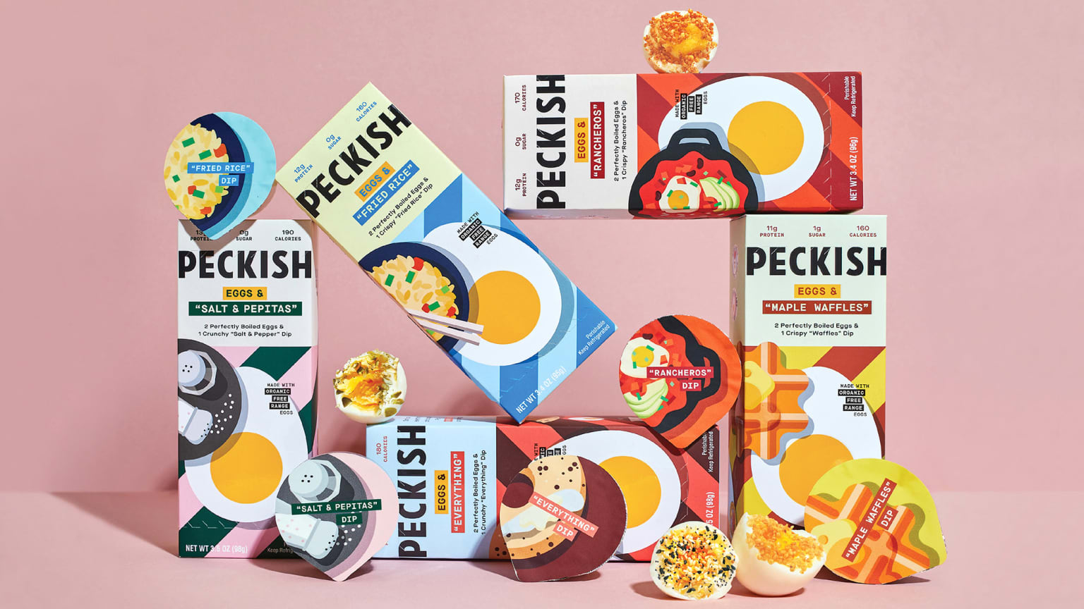 Peckish Branding and Packaging